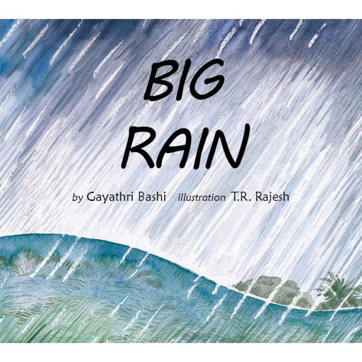 The Nestery: Tulika Books - BIG RAIN