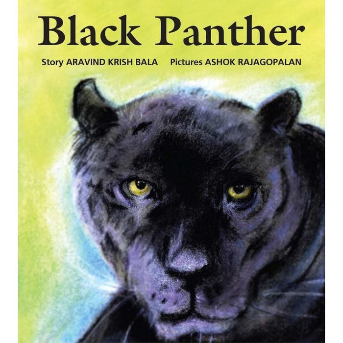 The Nestery: Tulika Books - BLACK PANTHER