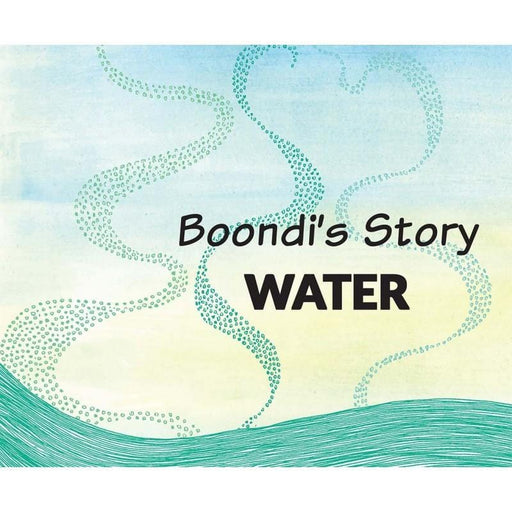 The Nestery: Tulika Books - BOONDI'S STORY - WATER