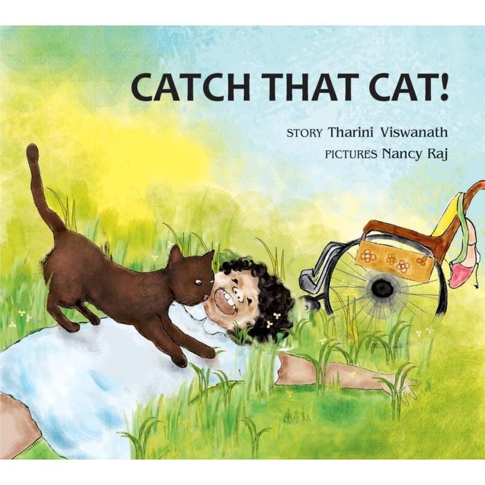 The Nestery: Tulika Books - CATCH THAT CAT!