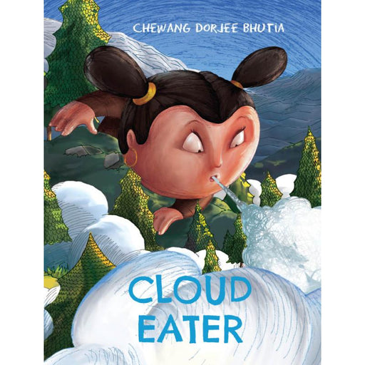 The Nestery: Tulika Books - CLOUD EATER