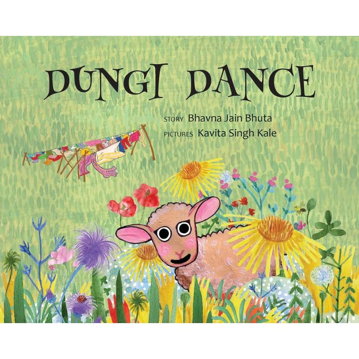 The Nestery: Tulika Books - DUNGI DANCE