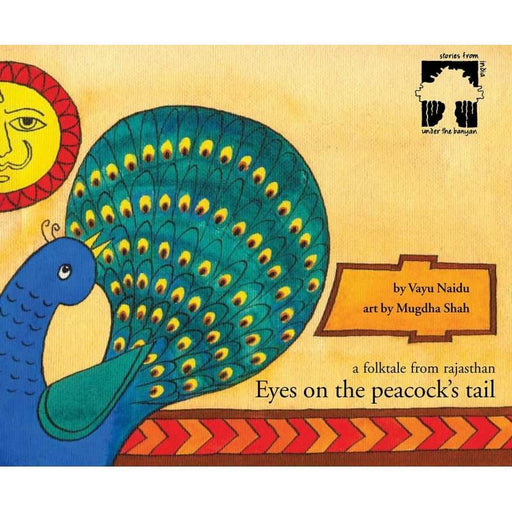 The Nestery: Tulika Books - Eyes On The Peacock'S Tail