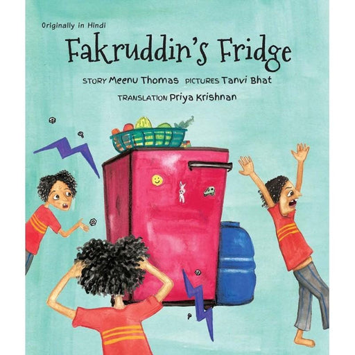 The Nestery: Tulika Books - FAKRUDDIN'S FRIDGE