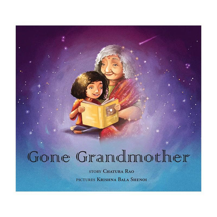 The Nestery: Tulika Books - GONE GRANDMOTHER