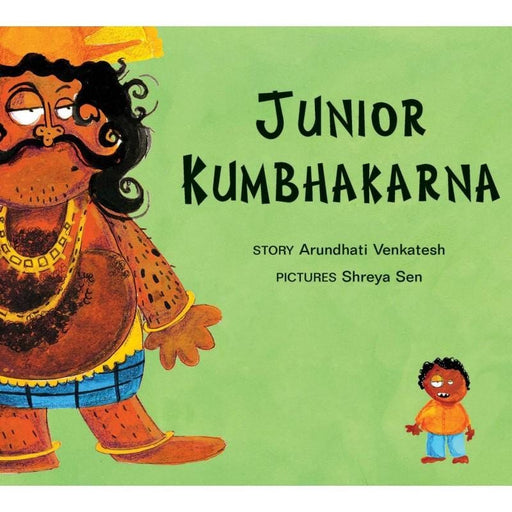 The Nestery: Tulika Books - JUNIOR KUMBHAKARNA