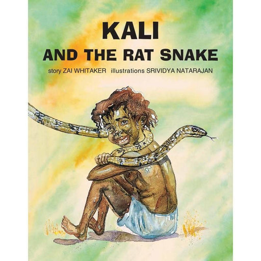 The Nestery: Tulika Books - KALI AND THE RAT SNAKE