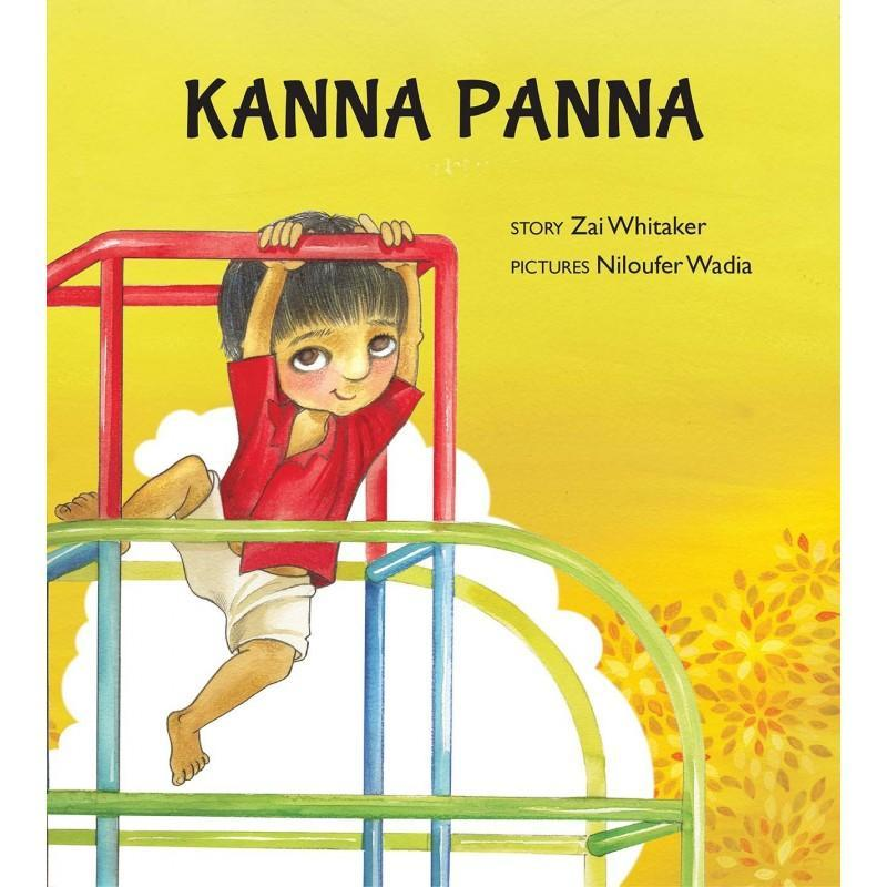 The Nestery: Tulika Books - KANNA PANNA