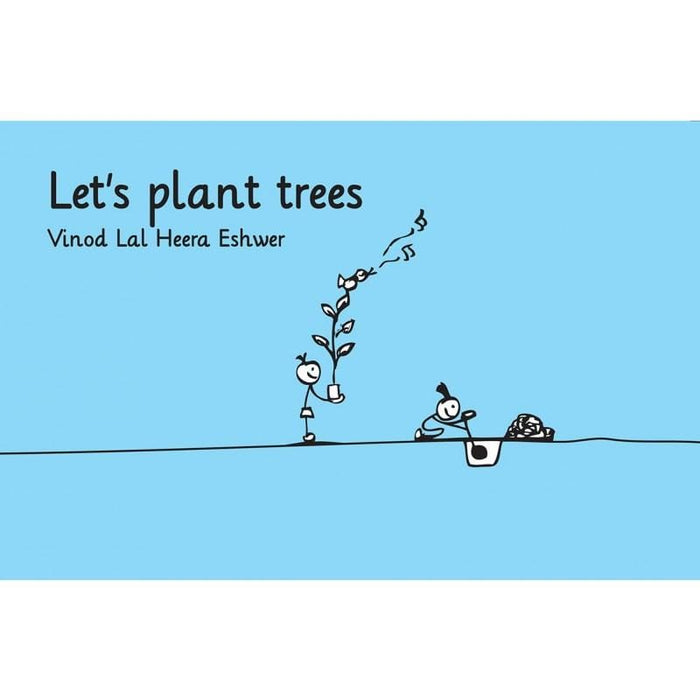 The Nestery: Tulika Books - LET'S PLANT TREES