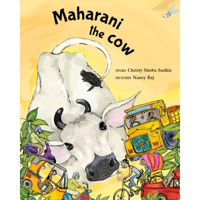 The Nestery: Tulika Books - MAHARANI THE COW