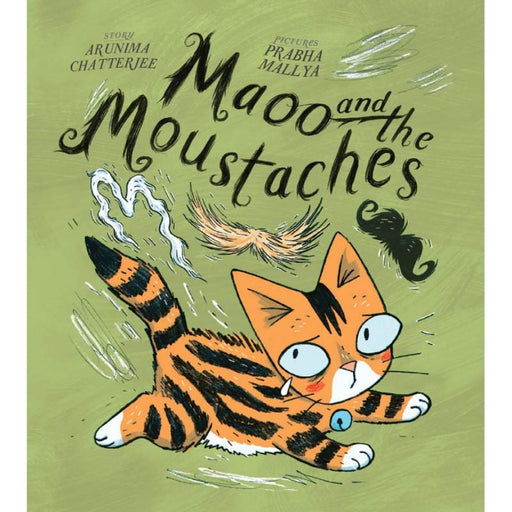 The Nestery: Tulika Books - MAOO AND THE MOUSTACHES