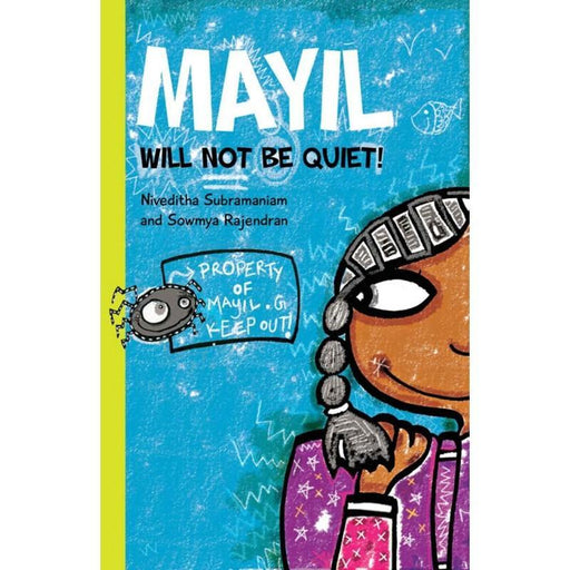 The Nestery: Tulika Books - MAYIL WILL NOT BE QUIET