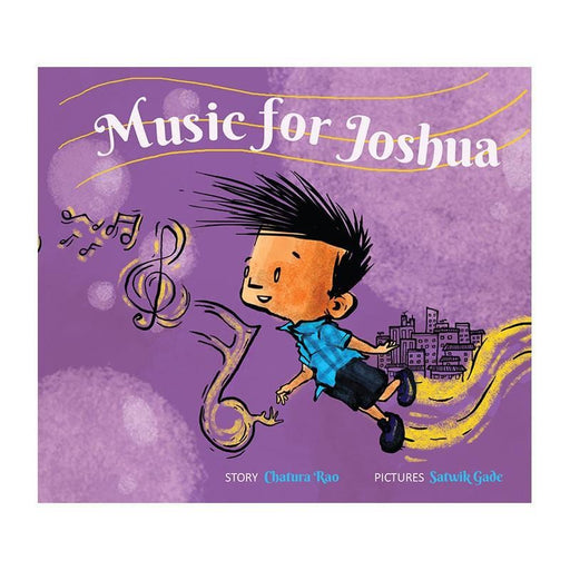 The Nestery: Tulika Books - MUSIC FOR JOSHUA