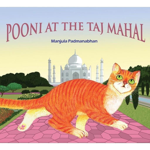 The Nestery: Tulika Books - POONI AT THE TAJ MAHAL