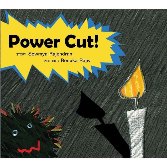 The Nestery: Tulika Books - POWER CUT
