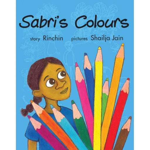The Nestery: Tulika Books - SABRI'S COLOURS