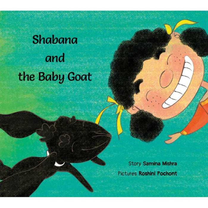 The Nestery: Tulika Books - SHABANA AND THE BABY GOAT