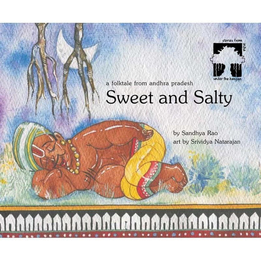 The Nestery: Tulika Books - SWEET AND SALTY