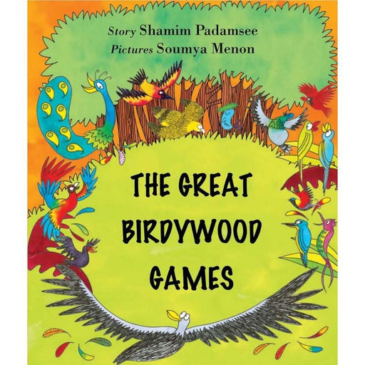 The Nestery: Tulika Books - THE GREAT BIRDYWOOD GAMES