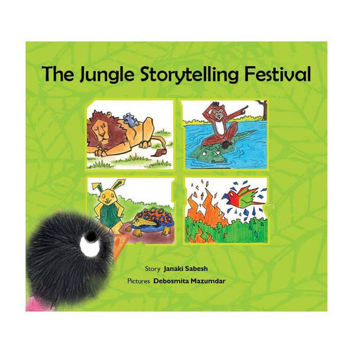 The Nestery: Tulika Books - THE JUNGLE STORYTELLING FESTIVAL