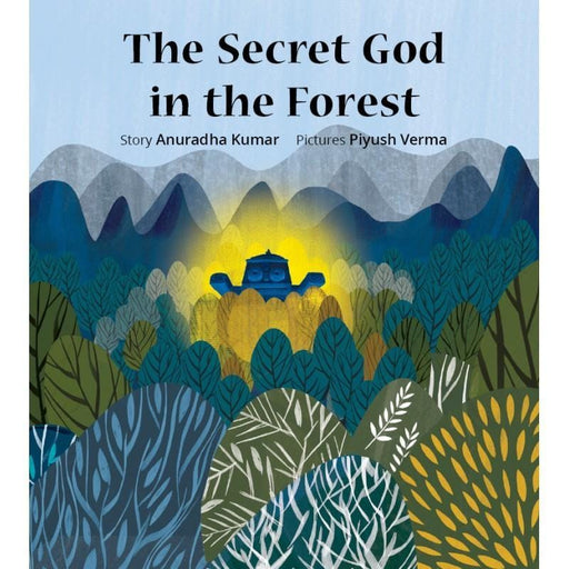 The Nestery: Tulika Books - THE SECRET GOD IN THE FOREST