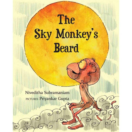 The Nestery: Tulika Books - THE SKY MONKEY'S BEARD