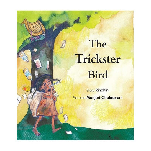 The Nestery: Tulika Books - THE TRICKSTER BIRD