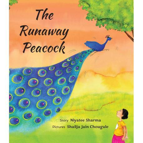The Nestery: Tulika Books - THE RUNAWAY PEACOCK
