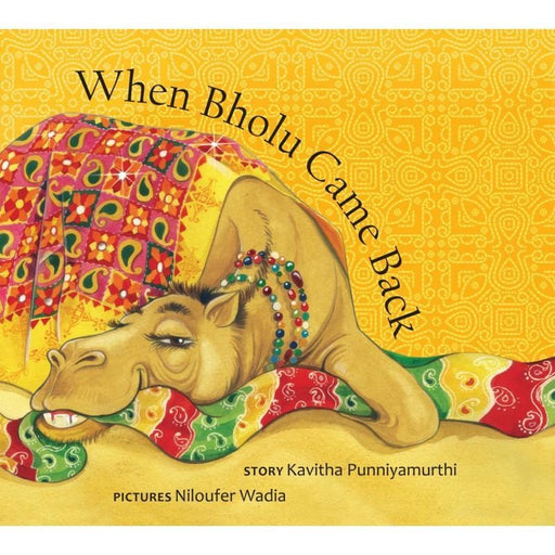 The Nestery: Tulika Books - WHEN BHOLU CAME BACK