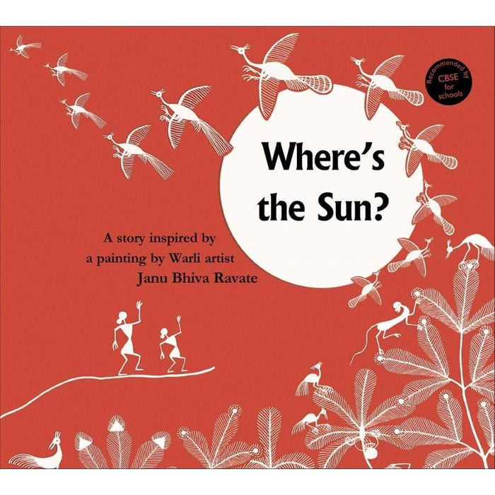 The Nestery: Tulika Books - WHERE'S THE SUN?