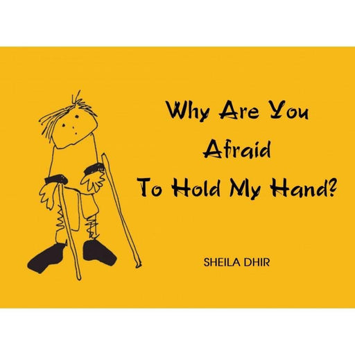 The Nestery: Tulika Books - WHY ARE YOU AFRAID TO HOLD MY HAND