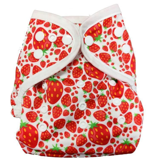 The Nestery: Tushions - Simpl Diaper Cover - Berry Special