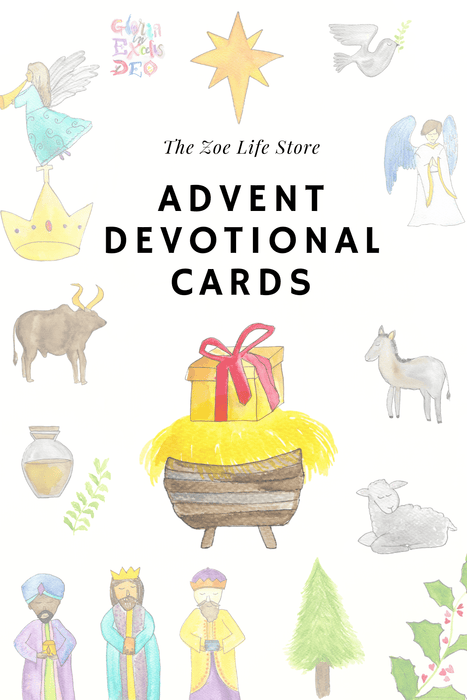 ADVENT DEVOTIONAL CARDS