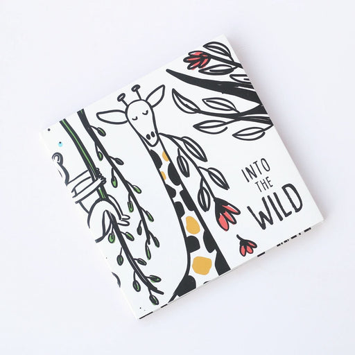 The Nestery : Wild paper - Into The Wild - Foldout Book