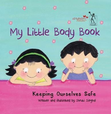 The Nestery: Young Zubaan - My Little Body Book