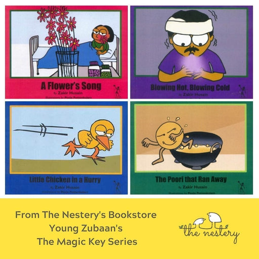 The Nestery: Young Zubaan - The Magic Key Series