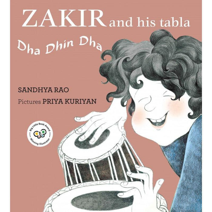 The Nestery: Tulika - Zakir And His Tabla: Dha Dhin Na