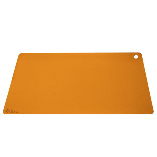 The Nestery: Zoli Usa - Matties Silicone Placement - Orange