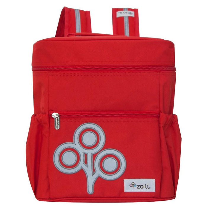 The Nestery: Zoli Usa - Ministash Backpack - Red