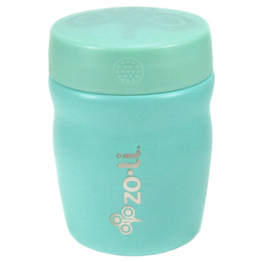 The Nestery : Zoli-Pow Dine Stainless Steel Insulated Food Jar - mint - 355 ml