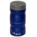 The Nestery: Zoli Usa - Pow This & That Stackable Stainless Steel Insulated Food Jar - Navy - 235 Ml