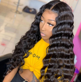 13X4 Lace Front Wig Loose Wave