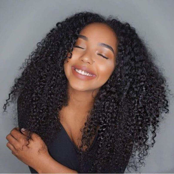 13x6 Lace Front Wig Kinky Curly