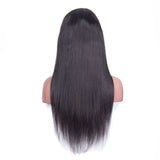 Glueless Pre-Made Fake Scalp 13x6 Lace Front Wigs   Invisible Knots