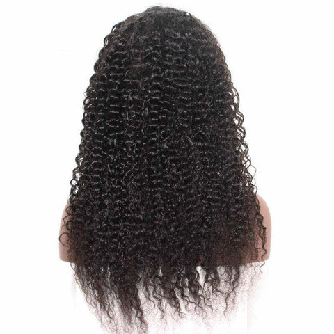 13X4 Lace Front Wig Deep Wave