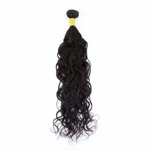 1 Bundle Natural Wave Brazlian Hair