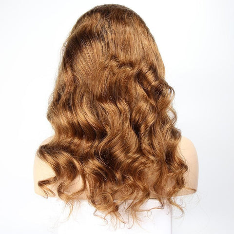 1B/27 Ombre Color Lace Front Wig Body Wave