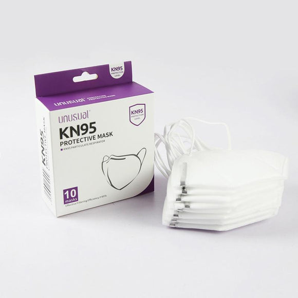 10pcs KN95 MASK | Non-Medical (USA stock)