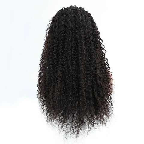 360 Lace Frontal Wig Deep Curly