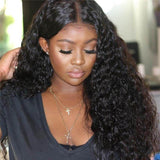 Full Lace Wig Water Wave